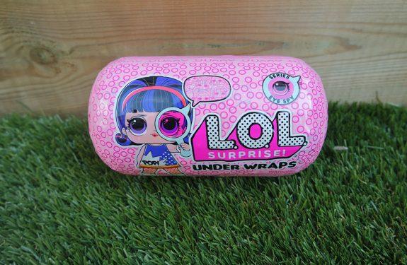 L.O.L. Surprise Eye Spy Under Wraps