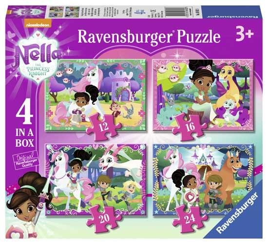Nella de Ridderprinses speelgoed