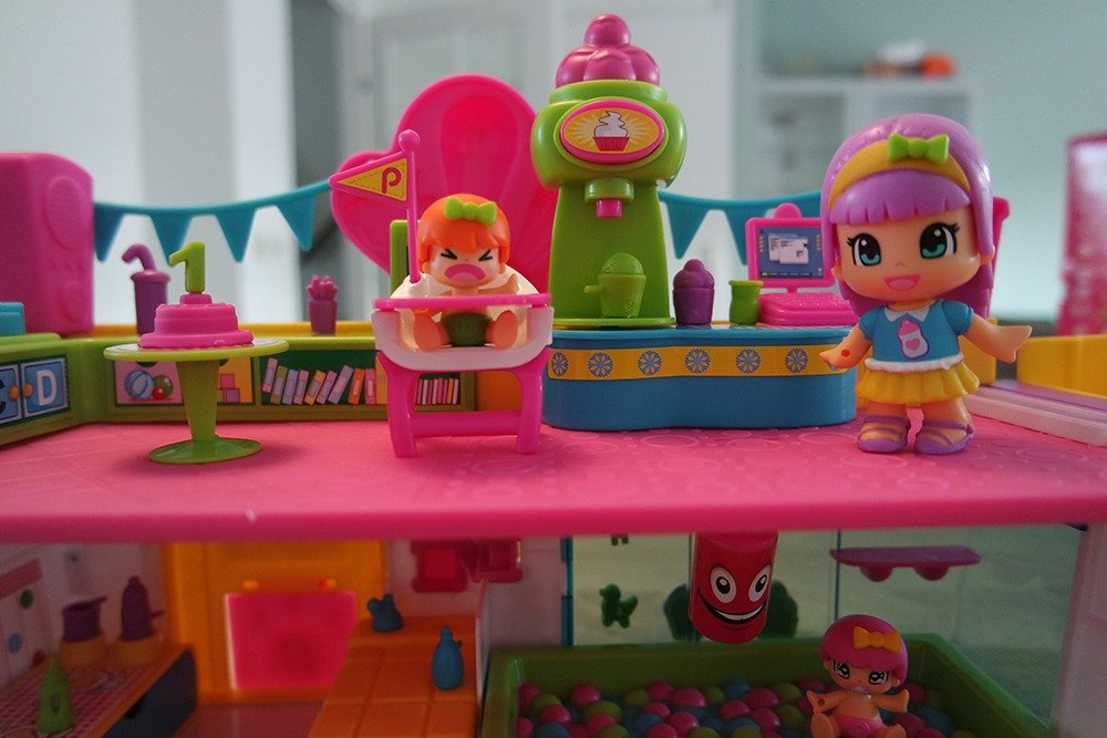 Pinypon Kinderopvang poppetjes