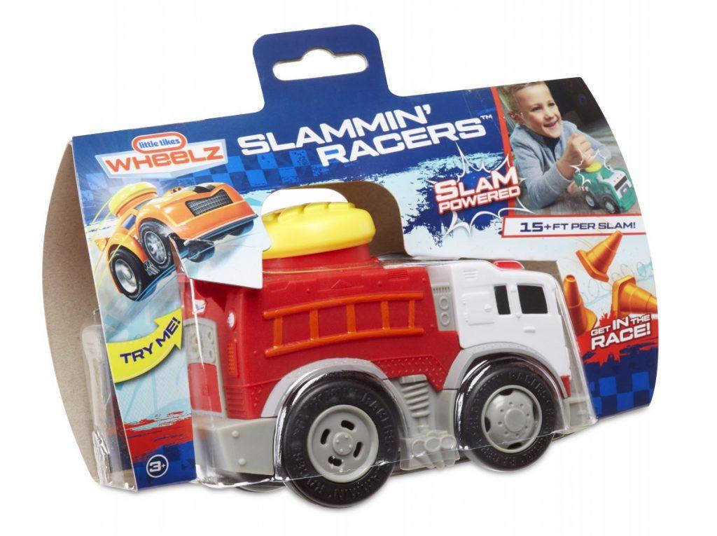 Slammin' Racers