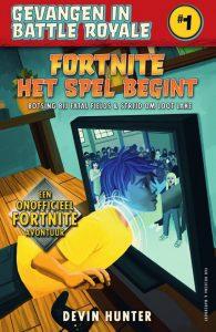 Fortnite: het spel begint