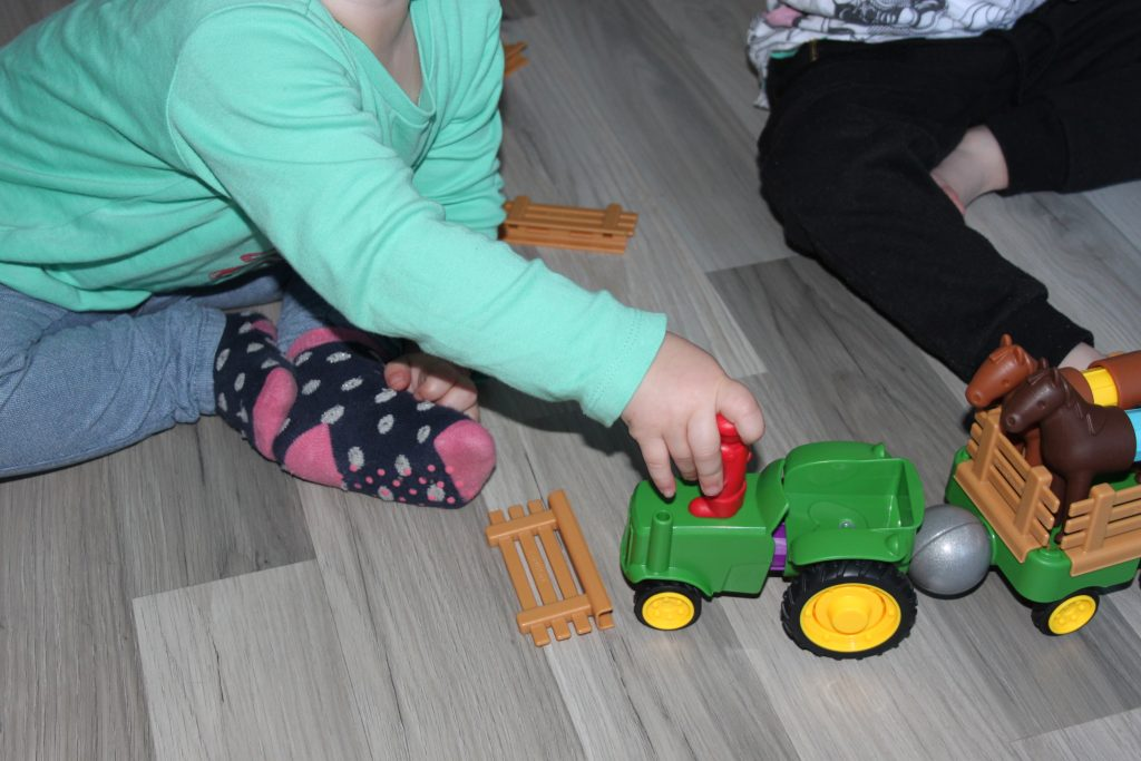 My First Tractor Set