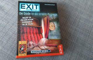 Exit - De dode in de Oriënt Express