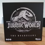 Jurassic World het bordspel