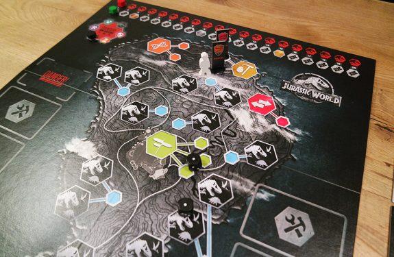 Het Jurassic World bordspel - review