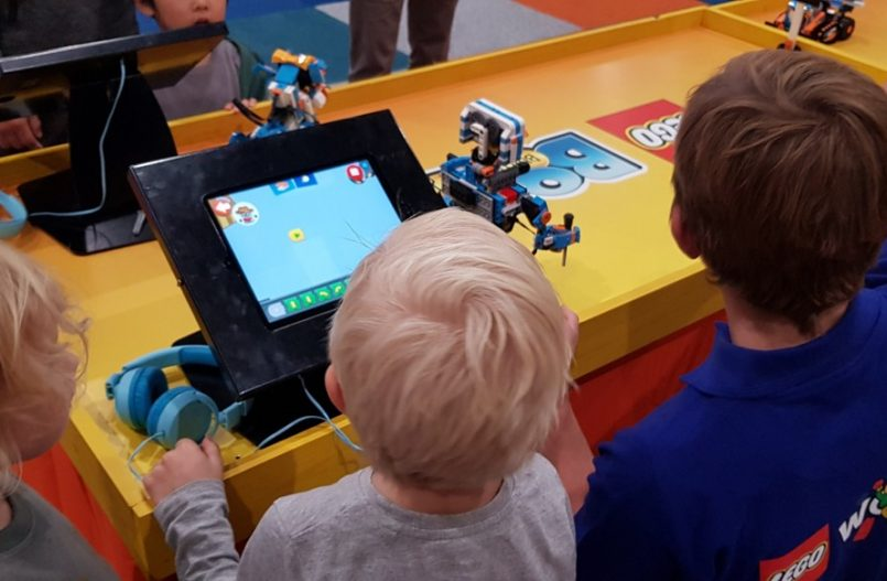 LEGO World 2018 ervaring