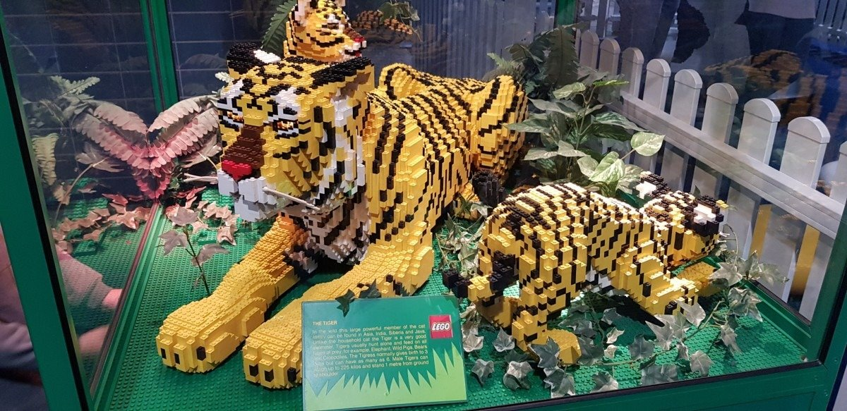 LEGO World 2018 ervaring