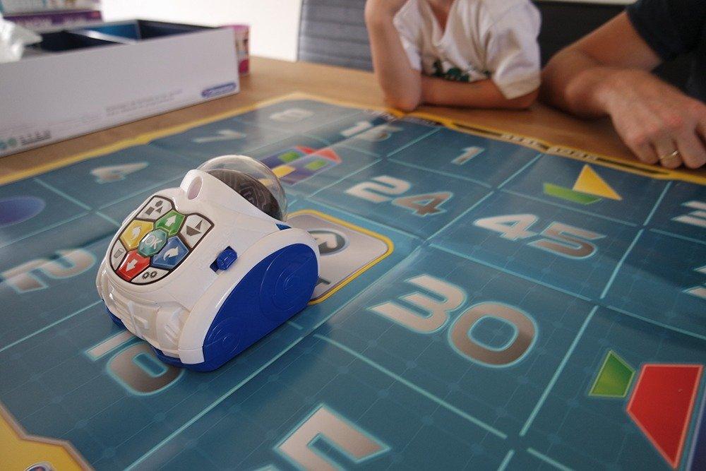 DeMind Designer robot van Clementoni - educatieve modus