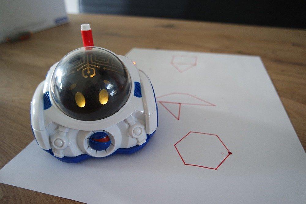 deMind Designer robot - tekenen