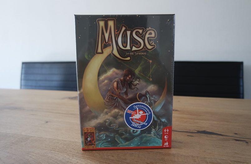 Het Muse Kaartspel van 999 Games