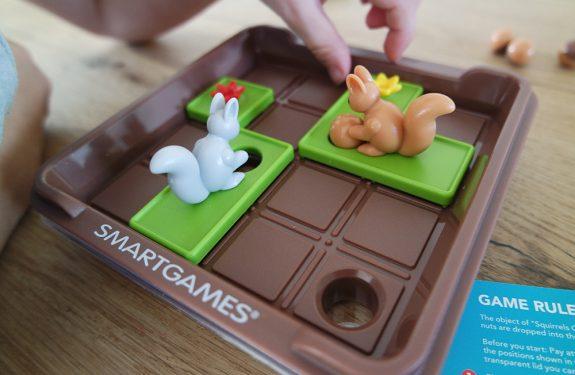 Squirrels Go Nuts van SmartGames