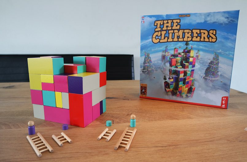 The Climbers 999 Games
