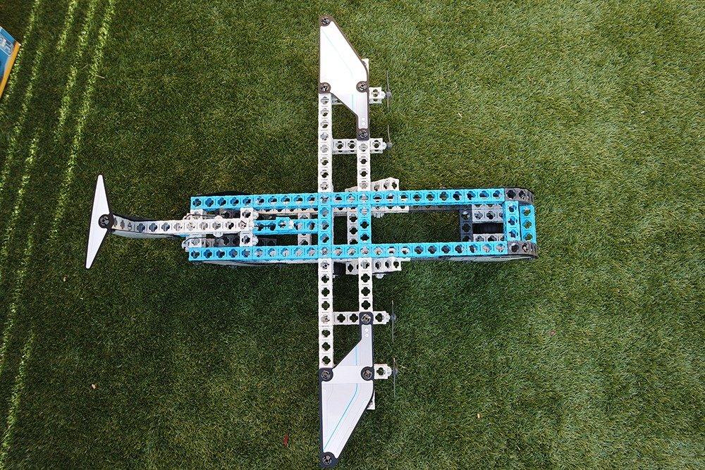 Twickto Aviation 1 - vliegtuig