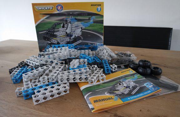 Twickto Aviation 1 - de inhoud
