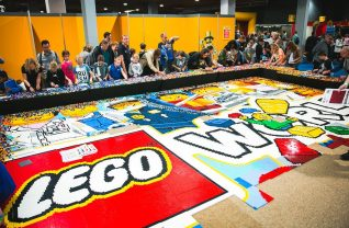 LEGO World 2018