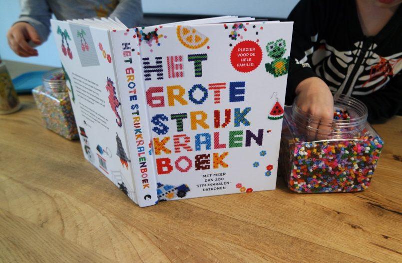 Het grote strijkkralenboek