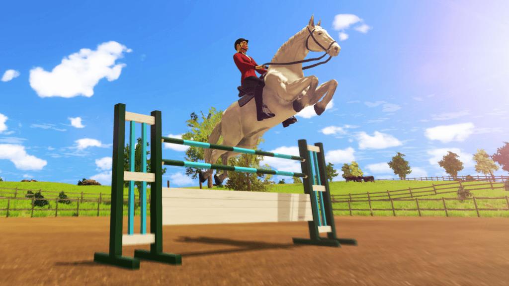 My Little Riding Champion 4