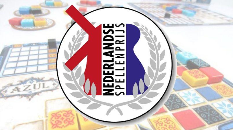 Nederlandse Spellenprijs 2018