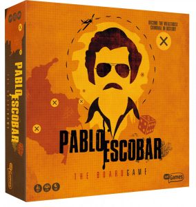 Pablo Escobar het bordspel
