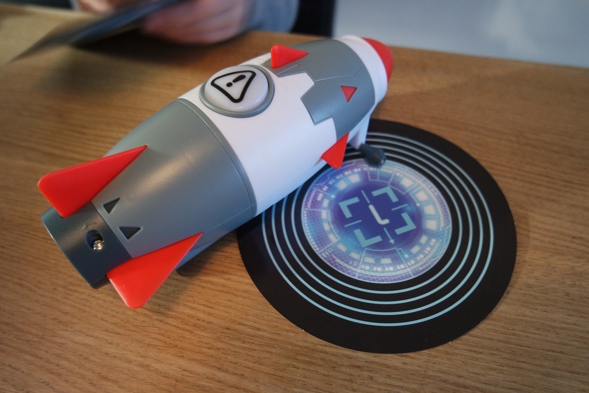 Raketrace Megableu review