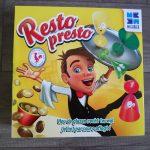Resto Presto review