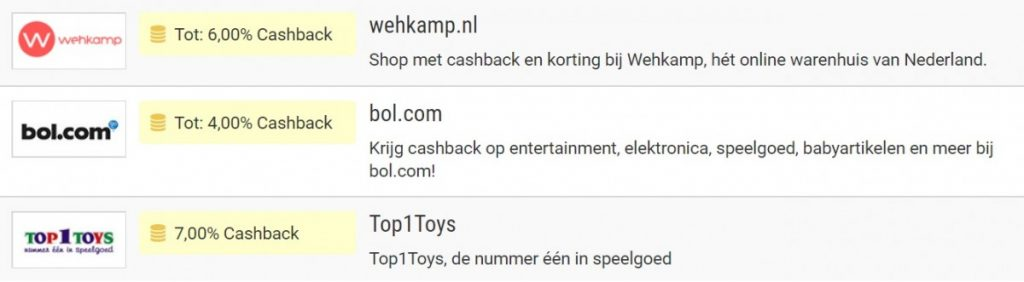 Shopbuddies Speelgoed