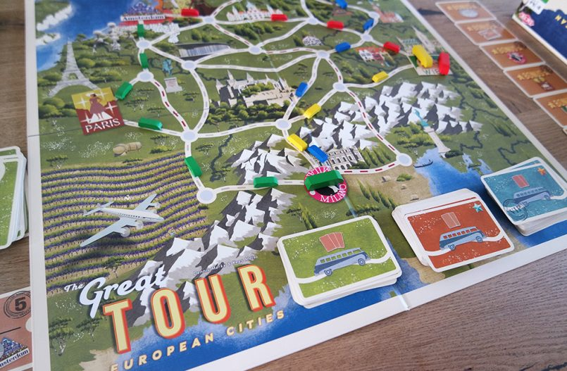 The Great Tour - Tactic