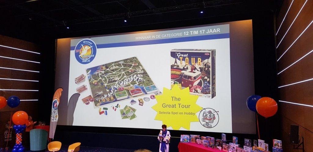 winnaars Speelgoed van het Jaar 2018