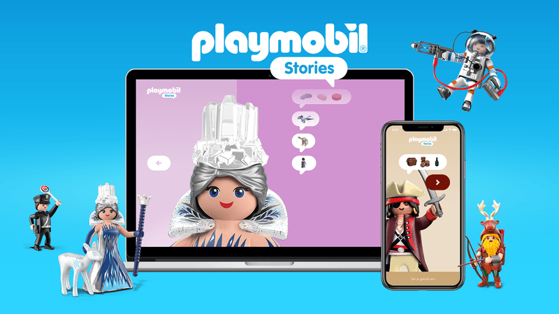 PLAYMOBIL STORIES