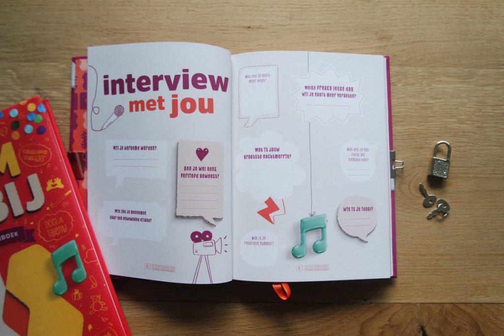 Kinderen voor kinderen dagboek