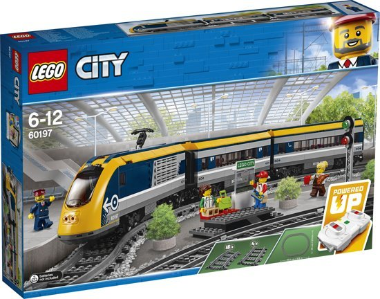 LEGO City Passagierstrein
