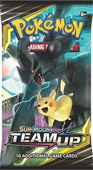Pokémon Sun & Go - Team Up