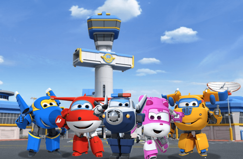 Super Wings speelgoed