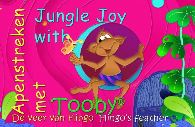 Apenstreken met Tooby