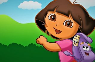 Dora the Explorer boeken