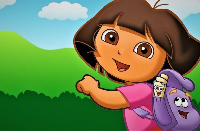 Dora the Explorer boeken