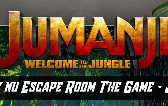 Escape Room The Game: Jumanji