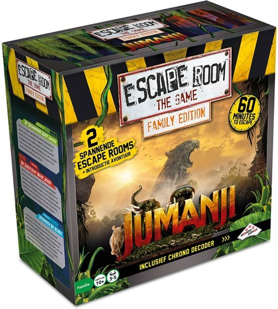 Escape Room The Game Jumanji