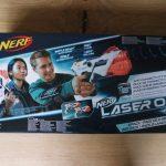 NERF Laser Ops Pro Alphapoint 2 pack - Blaster