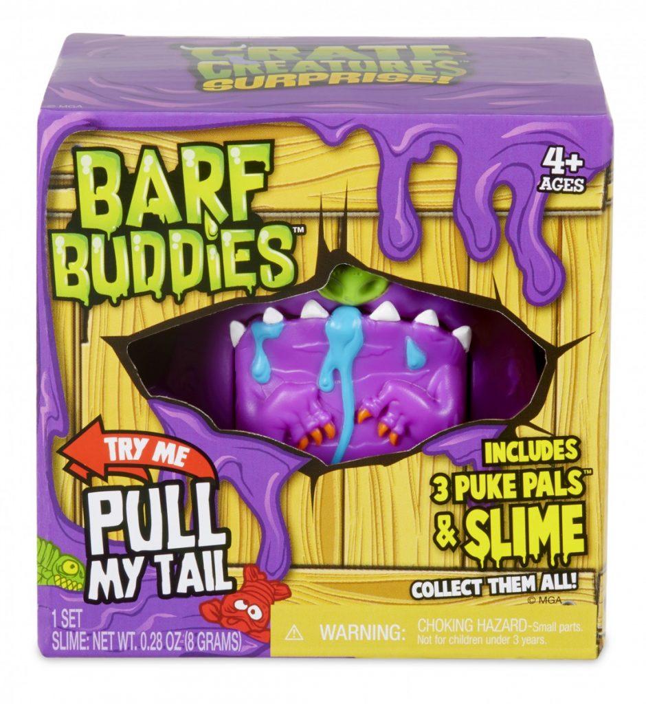 Barf Buddies