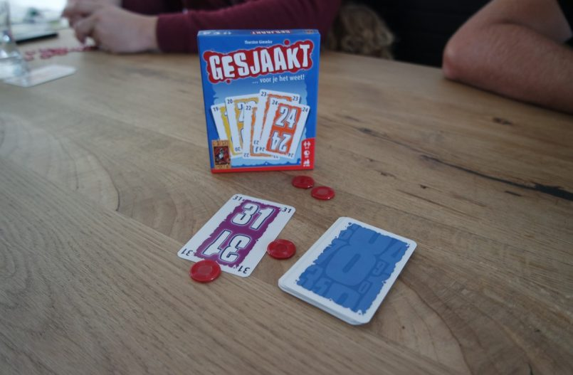Gesjaakt 999 Games review