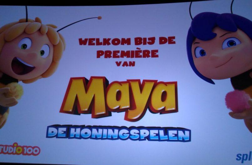 Maya de Bij 2: De Honingspelen