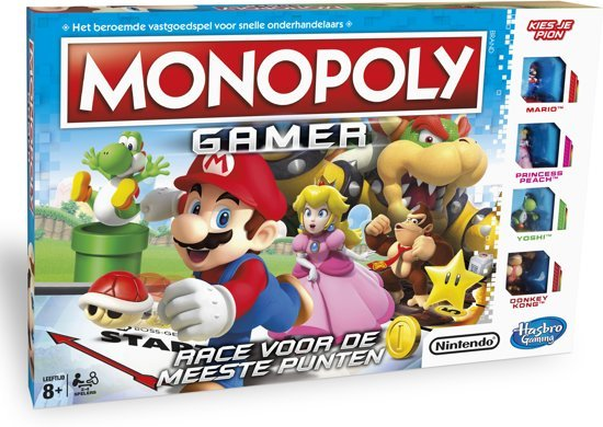 Bijzondere versies van Monopoly