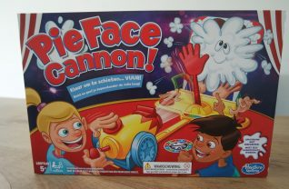 Hasbro Pie Face Cannon
