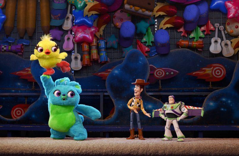 Toy Story speelgoed