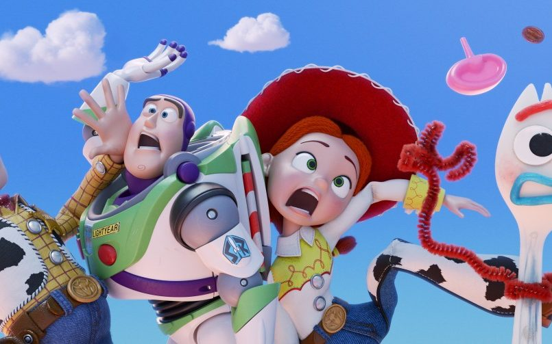 Toy Story 4 - de film