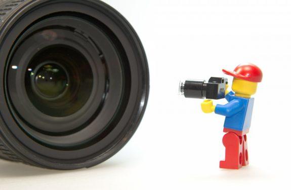 Augmented reality met LEGO