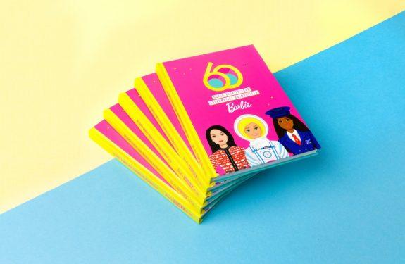 60 Super Stories Barbie