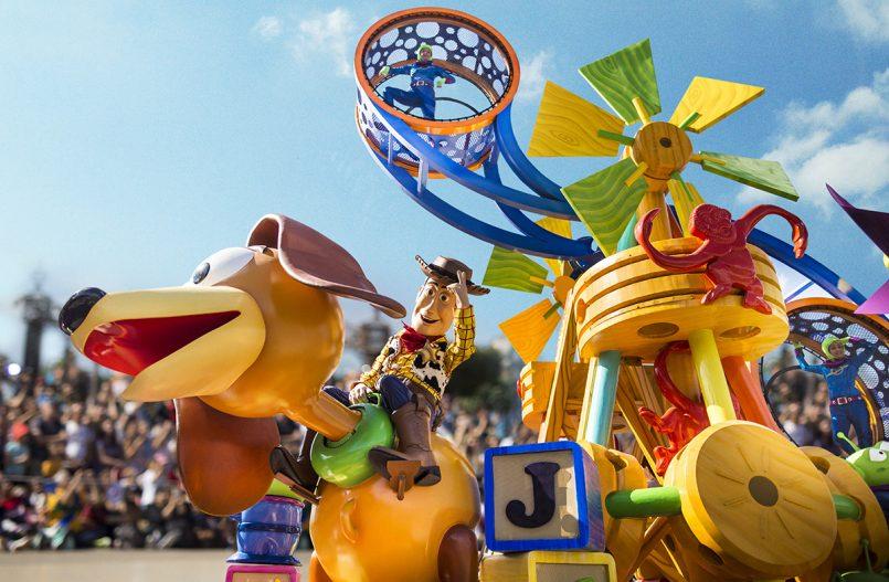 Werken bij Disneyland Parijs