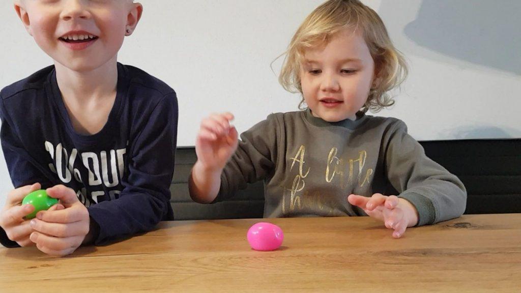 Spelen met Globbles